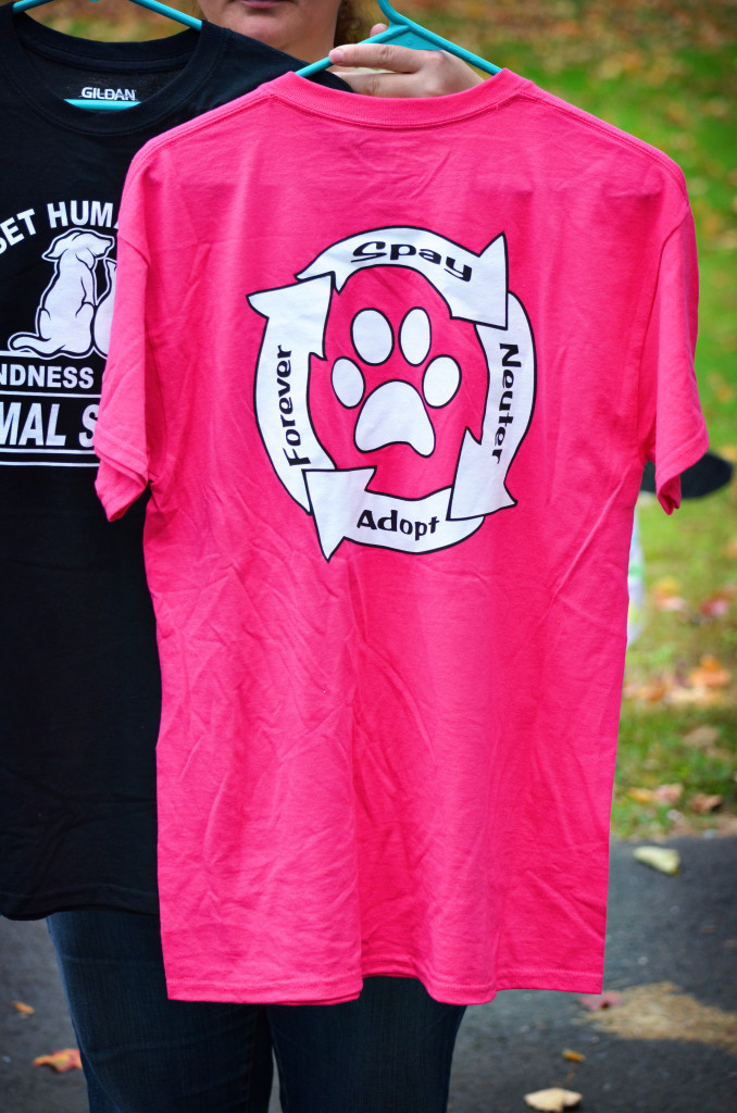 somerset humane society t-shirts